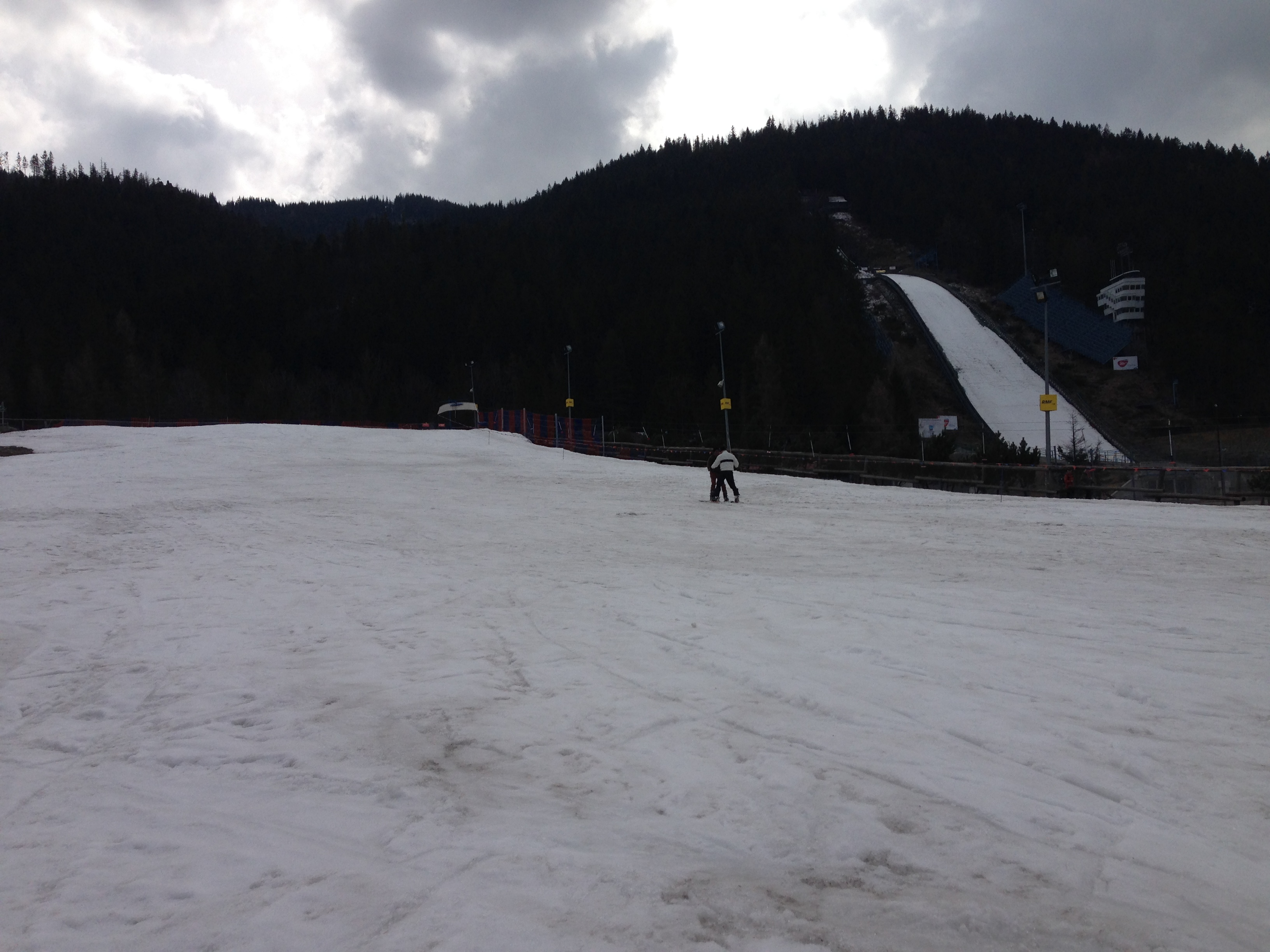Skiing in Zakopane, ski lessons