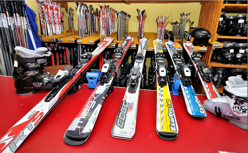 Ski lessons/ ski equipment Zakopane